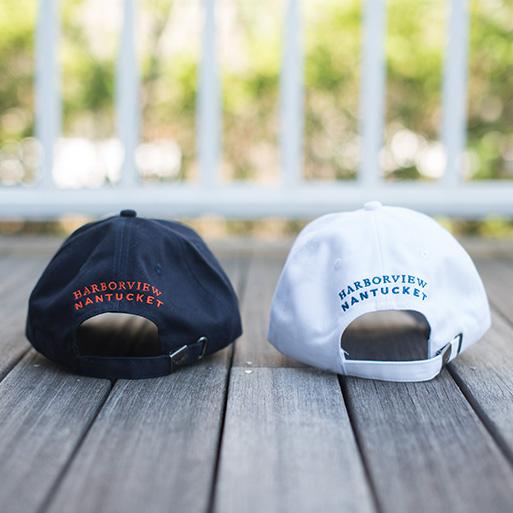 Baseball Caps - Back